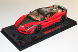 2016 Mansory Ferrari Siracusa rosso corsa / black 1:18