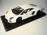 2011 Lamborghini Aventador LP700-4 canopus-white 1:18