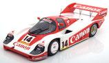 >12h: 1983 Porsche 956K 3th 1000 km Nürburgring #14, Rosberg/Lammers/Palmer 1:18