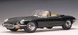1971 Jaguar E-Type V12 Roadster racing-green 1:18