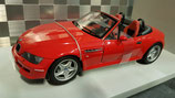 >12h: 1999 BMW Z3 M-Cabrio red 1:18