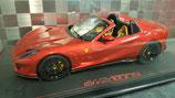 2019 Ferrari 812 GTS rosso Enzo 1:18
