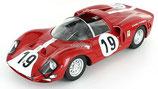 1966 Ferrari 365 P2 LeMans 24 hours Scuderia Filipinetti, Mairesse/Müller  1:18