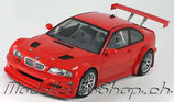 >12h: 2005 BMW M3 GTR Nürburgring Plain Body red 1:18