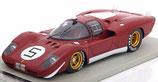 1970 Ferrari 512S Coda Lunga Test LeMans #5, Ickx/Schetty/Giunti 1:18