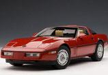 1986 Corvette C4 red 1:18