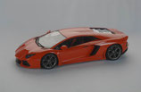 2011 Lamborghini Aventador LP700-4 orange argos  1:18