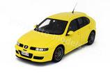 1999 Seat Leon Cupra R yellow 1:18