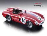 1955 Ferrari 750 Monza LeMans #14 Gregory/Sparken 1:18