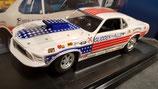 >12h: 1970 Ford Mustang Boss Bob Glidden 1:18