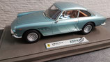 1965 Ferrari 330 GT 2+2 sigle lamp, heavenly metallic 1:18