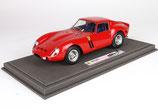 1962 Ferrari 250 GTO rosso corsa 1:18