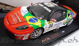 >12h: 2006 Ferrari 430 Challenge #28 Bruno Senna 1:18