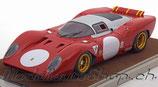 1969 Ferrari 312P Coupe Monza Test  1:18
