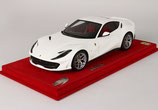 2017 Ferrari 812 Superfast avus white 1:18