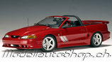1995 Ford Mustang Saleen S351 Cabrio red metallic  1:18