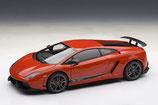 2010 Lamborghini Gallardo LP 670-4 SL rosso andromeda 1:18