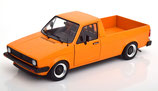 1982 VW Caddy MKI orange 1:18