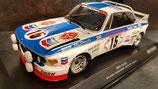 ">12h: 1973 BMW 3.0 CSL Spa ""BMW Alpina"" #15, Peltier/Menzel 1:18"