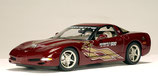 >12h: 2002  Chevrolet Corvette Indianapolis 500 Pace Car 50th Anniversary 1:18