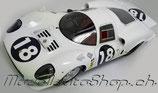 1966 Ferrari 365 P2 white Elephant LeMans 24 hours #18, Bondurant/Gregory's 1:18