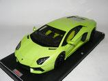 2011 Lamborghini Aventador LP700-4 verde ithaca 1:18