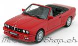 1989 BMW M3 E30 Cabrio red 1:18