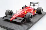 1988 Ferrari F1 87/88C Michele Alboreto, GP Replicas 1:18