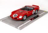 1961 Ferrari 250 TRI Winner LeMans #10, Olivier Gendebien/Phil Hill 1:18