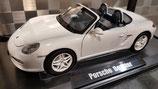 >12h: 2009 Porsche Boxster white 1:18