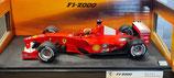 >12h: 2000 Ferrari F1 Michael Schumacher Weltmeister 1:18