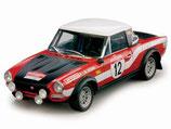>12h: 1973 Fiat 124 Abarth Rallye San Remo #12 M.ianiVerini 1:18