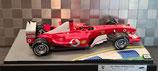 >12h: 2003 Ferrari F1 Michael Schumacher Premiere Edition 1:18