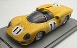1966 Ferrari 365 P2 Monza Ecurie Francorchamps #11, Bianchi/Beurly's 1:18