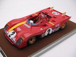 1971 Ferrari 312PB Daytona 6 hours #2 Andretti / Ickx  1:18