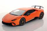 2017 Lamborghini Huracán Performante arancio anthaeus (matt) 1:18