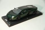 2011 Lamborghini Aventador LP700-4 verde psyche 1:18