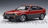 1984 Honda CRX red 1:18
