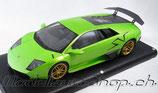 2009 Lamborghini Murcièlago LP670/4 SV verde ithaca  1:18