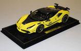 2016 Mansory Ferrari 4XX Siracusa mansory-yellow, Version Geneva, 1:18