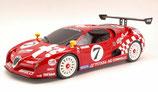 Alfa Romeo Scighera Press 1997 Racing Press rosso corsa 1:18 (TM02B