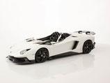 2012 Lamborghini Aventador J canopus-white 1:18