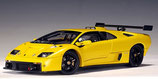 2000 Lamborghini Diablo GTR yellow 1:18