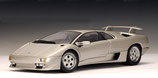 1993 Lamborghini Diablo Coupe VT titanium-silver 1:18
