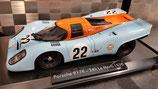 >12h: 1970 Porsche 917 LeMans #22 Hobbs/Hailwood 1:18