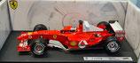 >12h: 2004 Ferrari F1 Rubens Barrichello 1:18