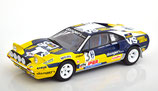 1981 Ferrari 308 GTB Rally 4 Regioni Night Version 1:18