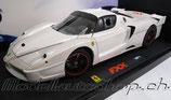 >12h: 2005 Ferrari FXX perl-white 1:18