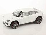 2012 Lamborghini Urus Beijng Motorshow white isis matt 1:18