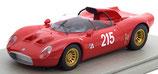 Alfa Romeo 33.2 Periscopio Flèron Belgium 1967 #215, 1:18, (TM49E)